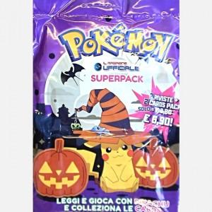 Pokémon - Il magazine ufficiale SuperPack (2 Riviste + 2 Card Packs)