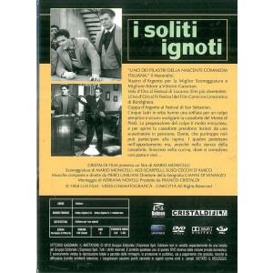 I soliti ignoti - DVD - Claudia Cardinale, Marcello Mastroianni, Mario Monicelli