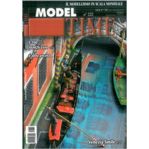 MODEL TIME mensile Modellismo Gennaio 2015 n.222