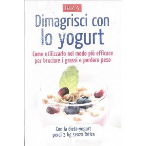 DIMAGRISCI CON LO YOGURT - edizione RIZA