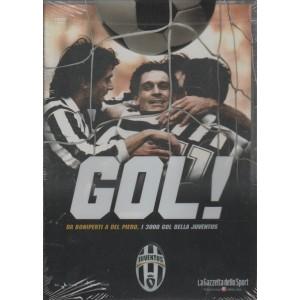 DVD Gol Juventus - Da Boniperti a Del Piero i 3000 Gol della Juventus - DVD n.10