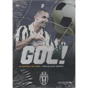 DVD Gol Juventus - Da Boniperti a Del Piero i 3000 Gol della Juventus - DVD n.9