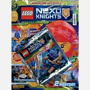 Lego Nexo Knights Lego Nexo Knights N° 17 + una figurine Lego® ufficiale!