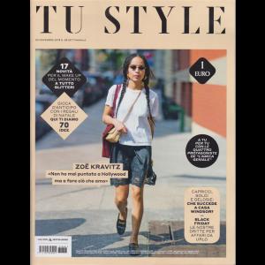 Tu Style n. 48 - 20 novembre 2018 - settimanale