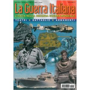 LA GUERRA ITALIANA - bimestrale vol.5 giugno/luglio2015