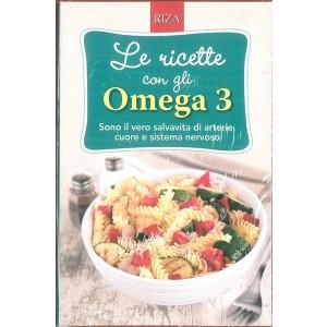 Le ricette con gli Omega 3 - edizione RIZA