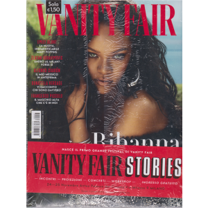 Vanity Fair - n. 47 - settimanale - 28 novembre 2018
