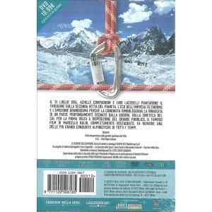"""ITALIA K 2 - DVD - Le leggende dell'alpinismo""""storie di uomini di montagna"""""""