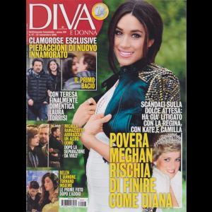 Diva E Donna -n. 47 - settimanale femminile - 27 novembre 2018 -