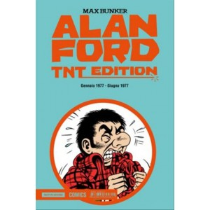 Alan Ford TNT Edition n. 16 iniz.Mondadori Comics