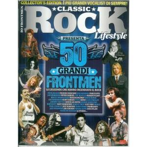 50 grandi FRONTMEN - Speciale di Classic Rock Lifesyle