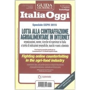 LOTTA ALLA CONTRAFFAZIONE AGROALIMENTARE IN INTERNET-in Italiano & Inglese