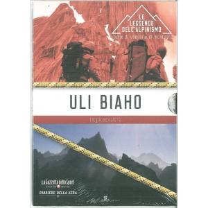 ULI BIAHO i ragni verso la torre - DVD - Le leggende dell'alpinismo