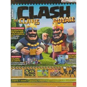 Clash of Clans & Royale - bimestrale n. 12 Maggio 2017