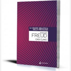 La grande biblioteca della psicologia (ed. 2018) Casi Clinici di Sigmund Freud