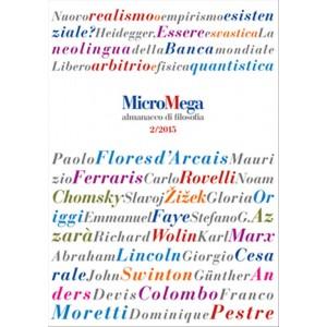 MICROMEGA 2/2015 - Almanacco di filosofia