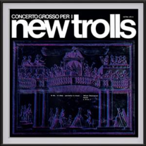 Progressive Rock italiano in Vinile New Trolls - Concerto Grosso (Vinile 180 gr)