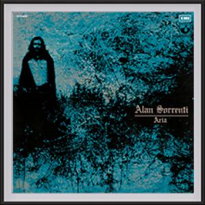 Progressive Rock italiano in Vinile Alan Sorrenti - Aria (Vinile 180 gr)