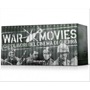 War Movies n.25 - Lawrence d'Arabia - DVD Capolavori del cinema di guerra