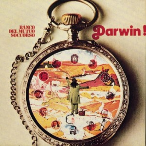 Progressive Rock italiano in Vinile Banco del Mutuo Soccorso - Darwin!