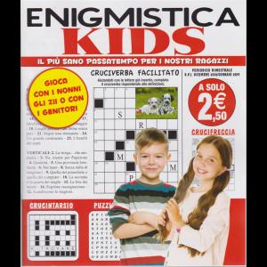 Enigmistica Kids -n. 20 - bimestrale - dicembre 2018 - gennaio 2019 -