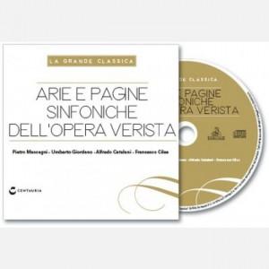 La grande classica Arie e pagine sinfoniche dell'opera verista