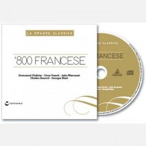 La grande classica '800 Francese