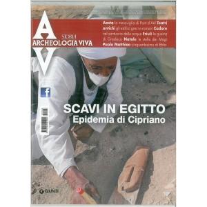 ARCHEOLOGIA VIVA rivista bimestrale - n.168  Nov./Dic.2014