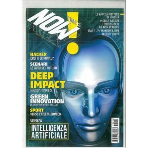 TIME IS NOW - rivista Mensile anno I nr. 2 Giugno 2015