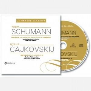 La grande classica Schumann, Cajkovskij