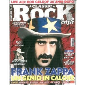 CLASSIC ROCK lifestyle - mensile Luglio 2015 n. 32