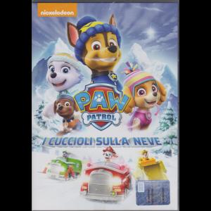 I Dvd Di Sorrisi5 - Paw Patrol - I Cuccioli sulla neve - n. 1 - settimanale - gennaio 2019 -
