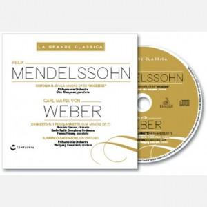 La grande classica Mendelsshon, Weber