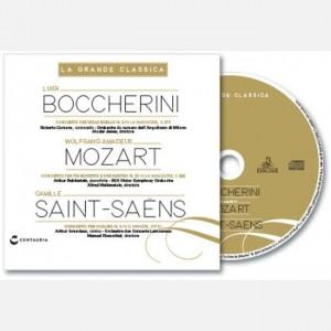 La Grande Classica Luigi Boccherini, Wolfgang Amadeus Mozart, Camille Saint-Saëns