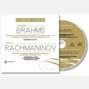 La grande classica Brahams - Rachmaninov