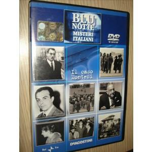 BLU NOTTE MISTERI ITALIANI  - IL CASO MONTESI - DVD N.12