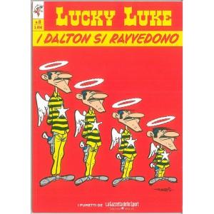 LUCKY LUKE VOL.8 - i Dalton si ravvedono - iniz.Gazzetta dello Sport