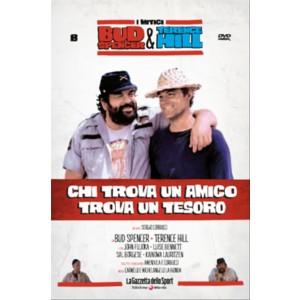 BUD SPENCER E TERENCE HILL - CHI TROVA UN AMICO TROVA UN TESORO - FILM DVD