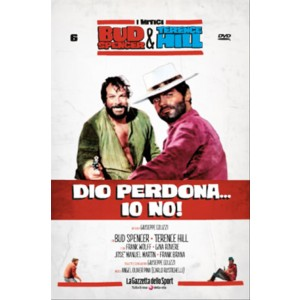 BUD SPENCER E TERENCE HILL - DIO PERDONA ... IO NO!- FILM DVD