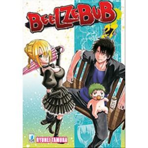 Manga BEELZEBUB n.27 - ed. Star Comics - collana Dragon uscita 205