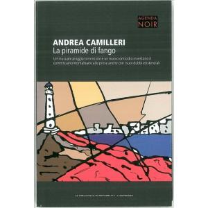 La piramide di Fango di Andrea Camilleri - coll.Agenda Noir