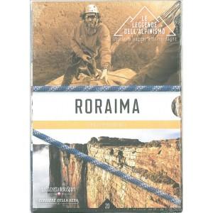 RORAIMA - DVD - collana Le leggende dell'Alpinismo