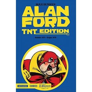 ALAN FORD TNT Edition Gennaio - Giugno 1979 Mondadori Comics