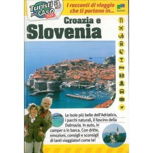Turisti per caso Book - Guida turistica libro - Croazia e Slovenia