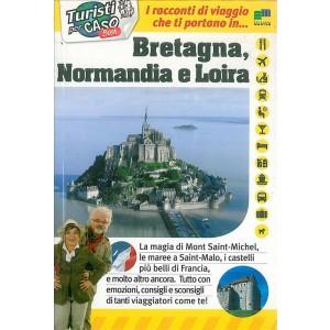 Turisti per caso Book - Guida turistica libro - Bretagna, Normandia e Loira