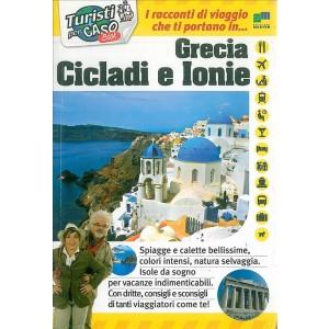 Turisti per caso Book - Guida turistica libro - Grecia, Cicladi e Ionie