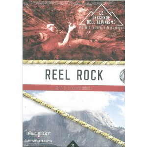 LE LEGGENDE DELL'ALPINISMO - Reel Rock Quando la montagna da spettacolo vol.21