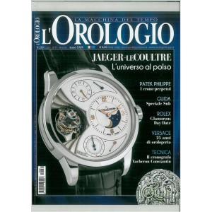 L'OROLOGIO mensile nr. 239 Luglio 2015