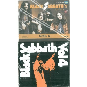 4°CD SORRISI COLLEZION -  Black Sabbath - VOL4