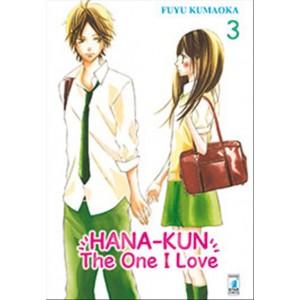 Manga HANA-KUN, THE ONE I LOVE  n.3 - ed. Star Comics - collanaUP 138